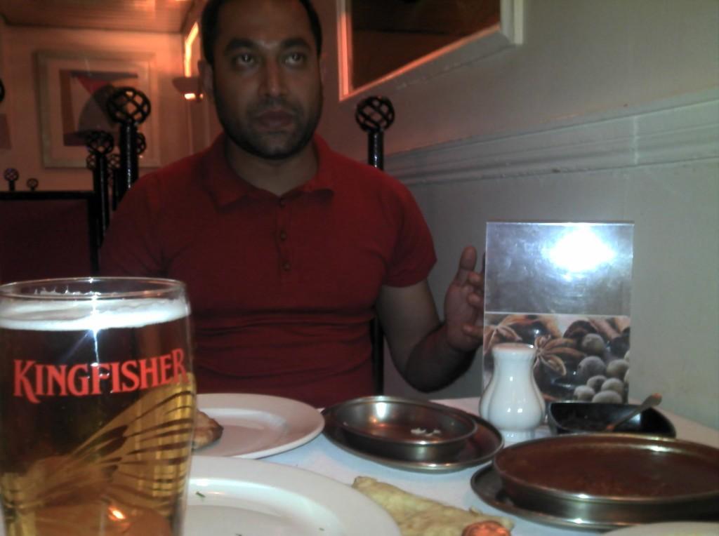 Indiai séf, indiai sör, radioaktív indiai szósz