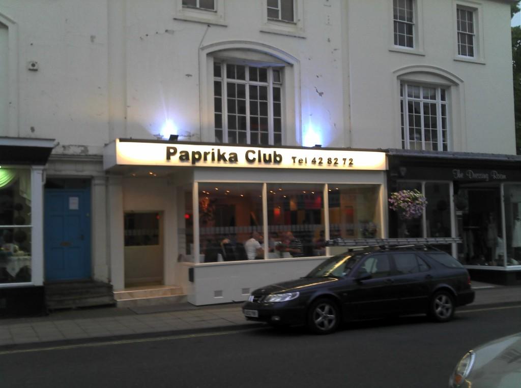 Testvérintézmény - Paprika Club